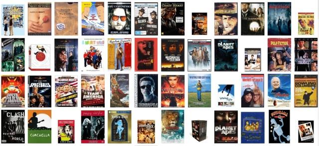 catalog dvds