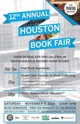 houston book fair